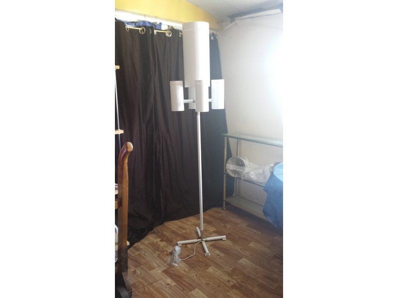Lámparas de pie fabricadas a medida