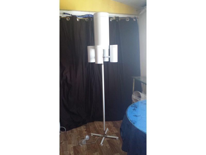 Lámparas de pie de decoración