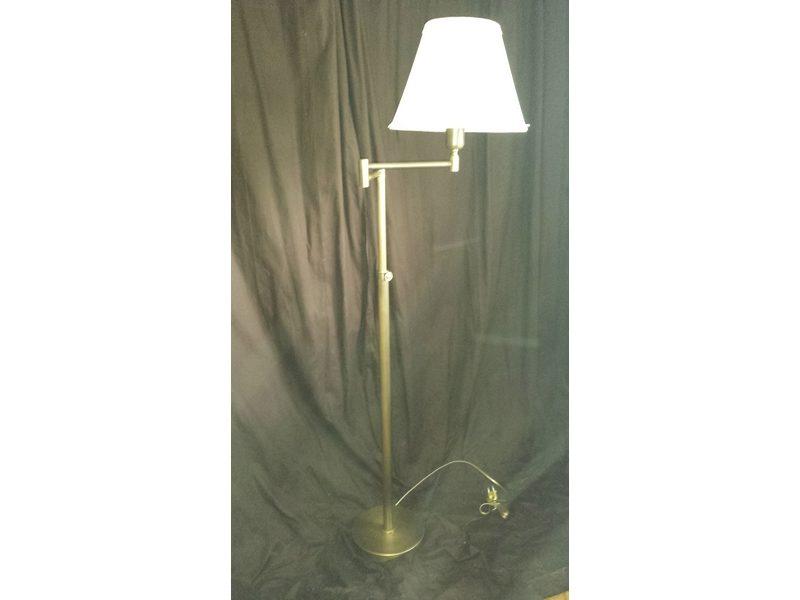 Lámparas de pie orientables