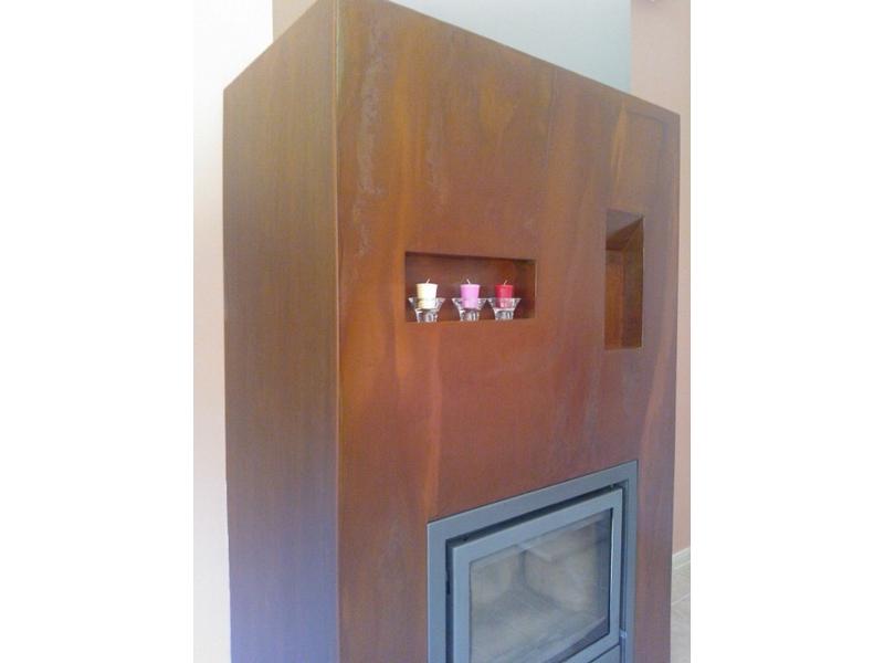 frentes de chimenea sobre plano with frentes de chimeneas