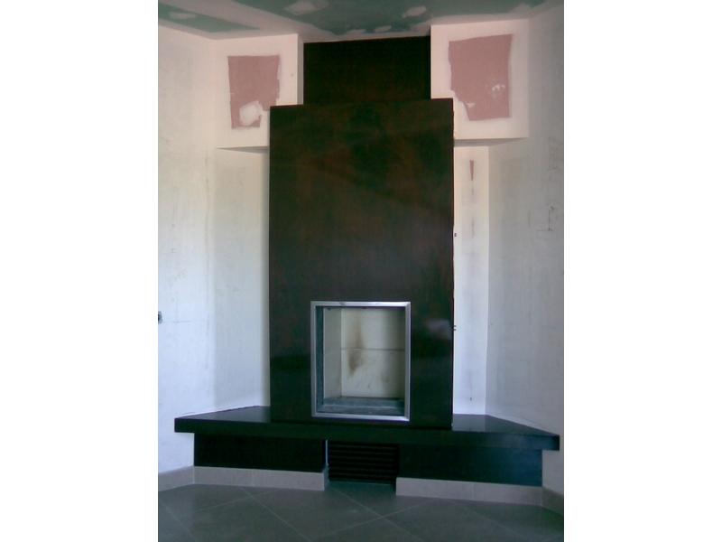Frentes de chimenea de diseño