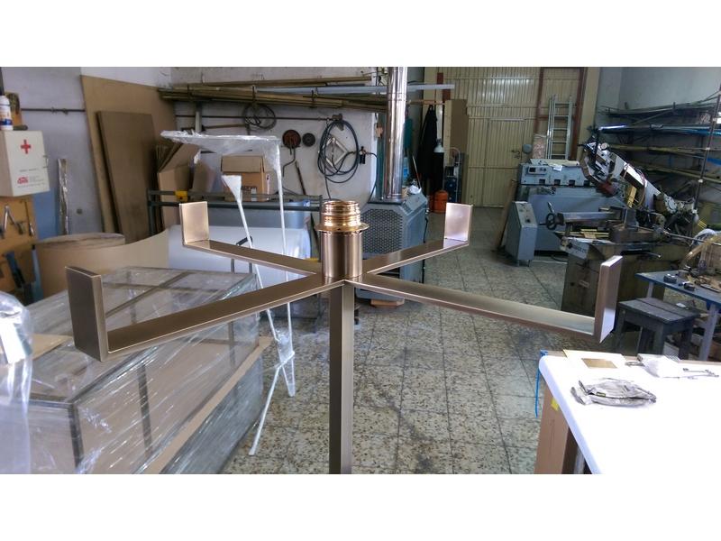 Lámparas artesanas fabricadas a medida
