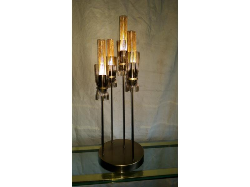 Metalistas de lámparas