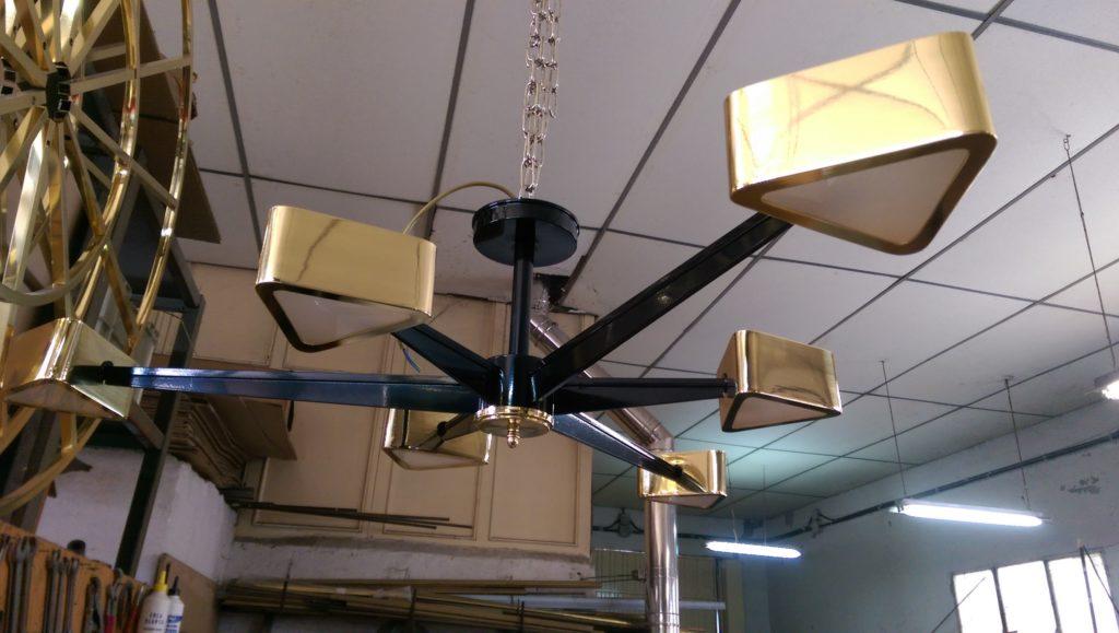 Diseño de lámparas decorativas