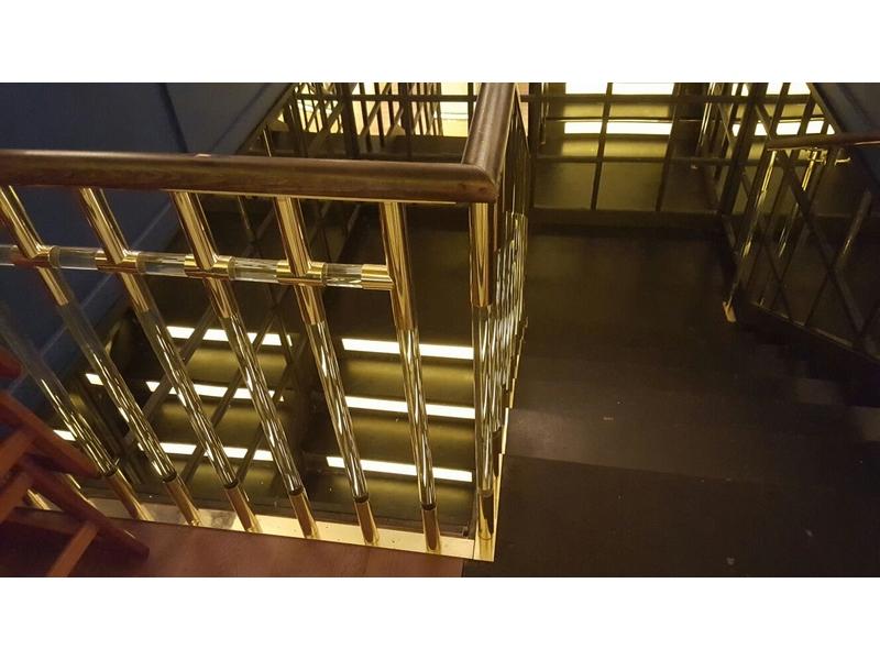 Barandillas de escalera de diseño