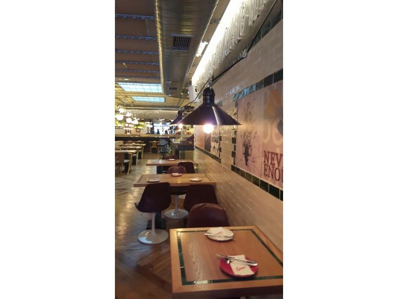 Lámparas para interiorismo de restaurantes