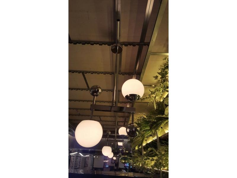 Fabricación lámparas de diseño
