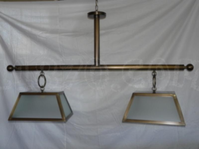 Lámparas de diseño con dos focos