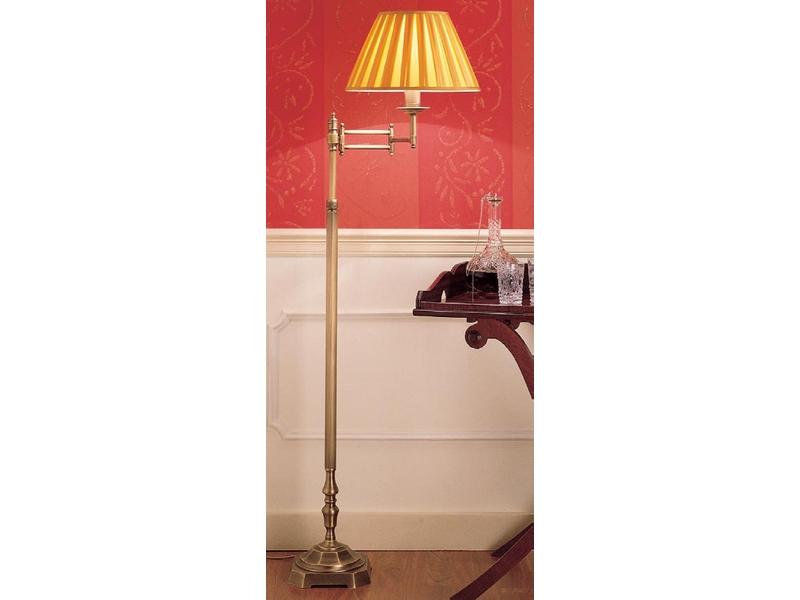 Lámpara de pie regulable en altura