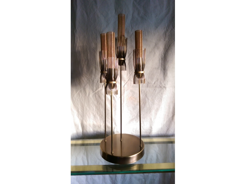 Fabricación de lámparas por encargo