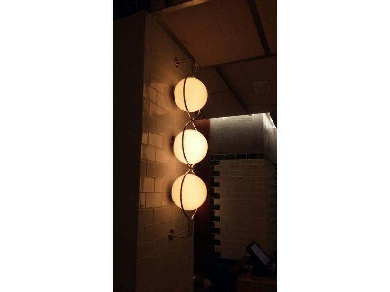 Lámparas decorativas para restaurantes