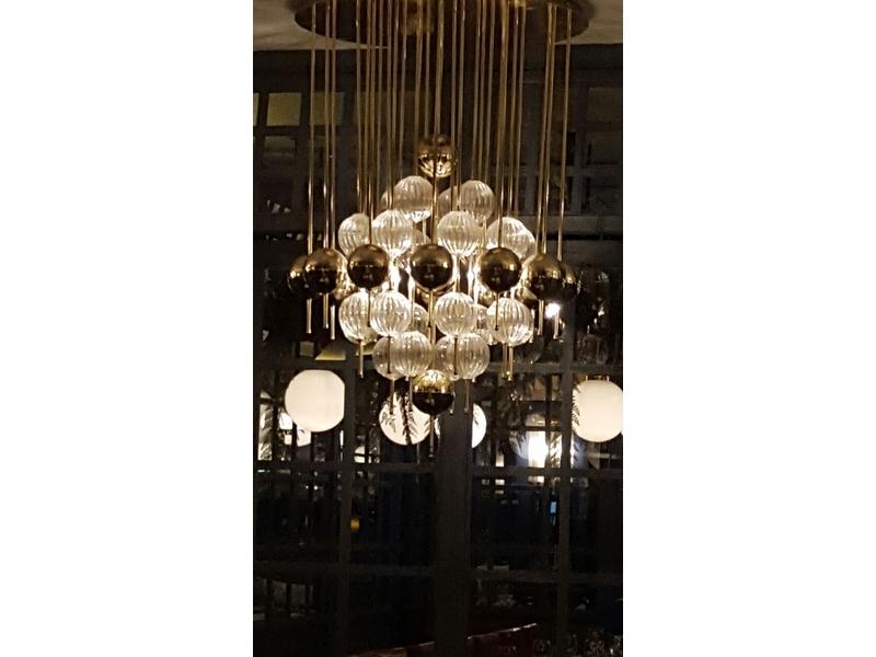 Lámpara de techo de diseño