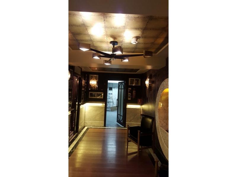 Lámpara techo restaurante Chinchin