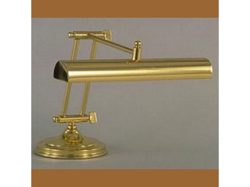 Lámpara de escritorio de latón
