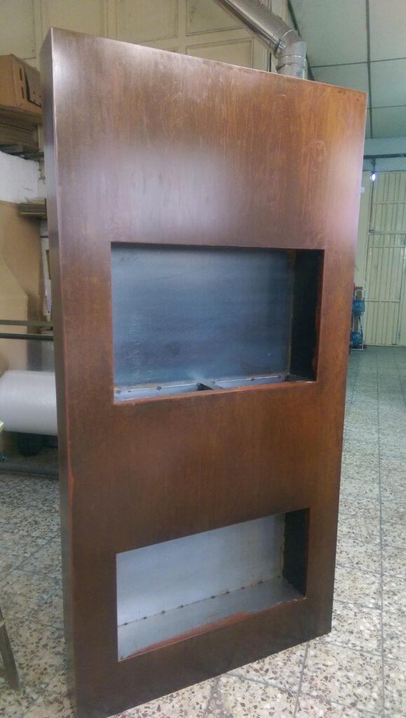 13 Frente de acero corten opt 579x1024 - Trabajos en acero corten