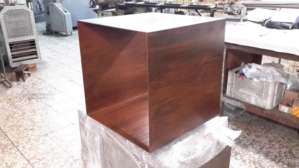 15 Mesilla de acero corten 1024x576 - Trabajos en acero corten